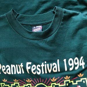 1994 Peanut Festival Tee Durant Oklahoma